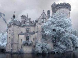 Замок был заброшен в 1932 году. Найденное в нем спустя 83 года, заставляет потерять дар речи