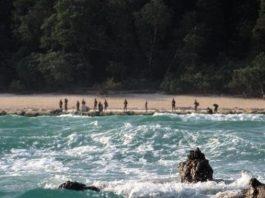 Остров, который запрещено посещать всем людям на земле. Там живут наши предки!