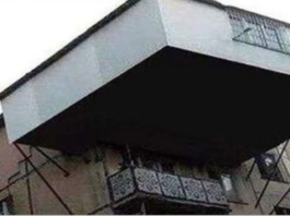 15 самых нескромных увеличений балконов, которые вызвали шок у соседей…