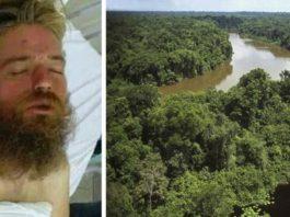 Невероятно! Исчезнувший в 2012-м канадец найден в джунглях