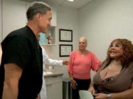 Несколько лет назад пластический хирург ввел ей под кожу цемент. Увидев женщину сегодня, ты не поверишь своим глазам!
