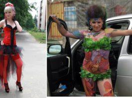 20 выпускниц, которые опозорились из-за своих платьев!