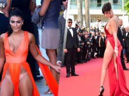 Платья без нижнего белья — новая мода от знаменитостей! Вы за?!