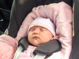 После 2-часовой поездки в автокресле моя дочь перестала дышать… Я хочу, чтобы это знали все!
