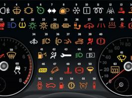 Вот что означают все эти значки на панели вашего автомобиля!