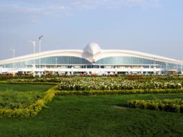 Невероятно! Аэропорт Ашхабада поражает воображение