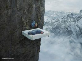 Что такое висячие ночевки или как спать на скалах и не умереть от выброса адреналина