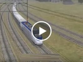 Вы никогда не задумывались, как поезд поворачивает? 95% людей не знают, как это происходит…