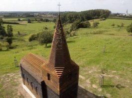 По виду это обычная церковь, но когда камера изменила ракурс, я не поверила своим глазам!