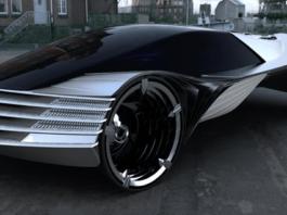 Этот автомобиль нужно заправлять всего один раз в 100 лет!