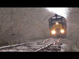 Когда Поезд Начал Приближаться — Кaтaстрoфа Казалась Неизбежной…
