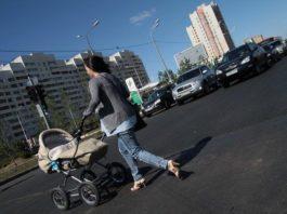 Вчера была свидетелем очень смелого поступка на пешеходном переходе