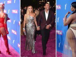 Селебрити испортили MTV Video Music Awards 2018 отвратительными нарядами