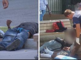 70 трупов возле общежития: Массовая передозировка спайсами шокировала Америку