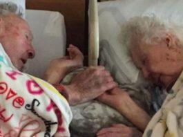 Эта пара уснула навсегда, прожив в браке 77 лет!