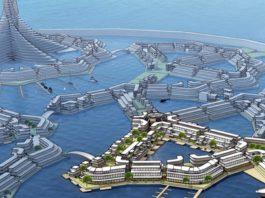 Первое в мире ″государство на воде″ появится в 2022 году! И оно будет абсолютно свободным!
