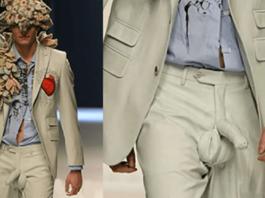 17 беспощадных мужских нарядов от дизайнеров с мировым именем