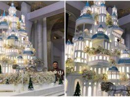 Кулинарный шедевр за 179000 долларов на казахстанской свадьбе
