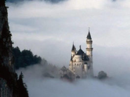 Удивительный замок Нойшванштайн — замок фантазий безумного короля
