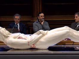 Каким был Иисус на самом деле: в Италии представили 3D-копию, используя Туринскую плащаницу