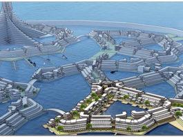 Первое в мире ″государство на воде″ появится в 2022 году. И оно будет абсолютно свободным