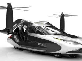 Первый в мире летающий автомобиль начнут продавать через месяц! Вот только цена…