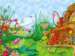 """Сочинение ребёнка по басне """"Стрекоза и муравей"""" стало хитом интернета"""