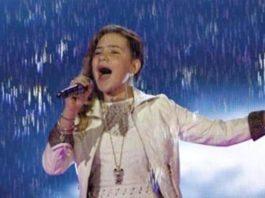 Пара нот и судьи подскочили со своих мест! Девочка рискнула спеть одну из самых тяжелых песен в мире
