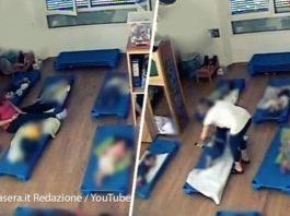 Дом ужасов: двое воспитателей ежедневно издевались над детьми от 12 до 20 месяцев