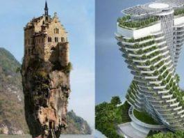 10 наиболее красивых и величественных зданий в мире!