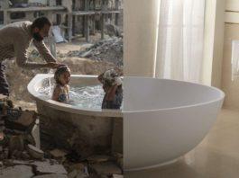 15 душераздирающих фото между двумя мирами, где мы живем