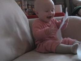 90 000 000 просмотров: этот малыш рассмешил весь мир. Сама смеялась до слез!