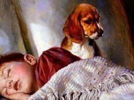 «Берегите своих детей». Трогательный стих Эдуарда Асадова