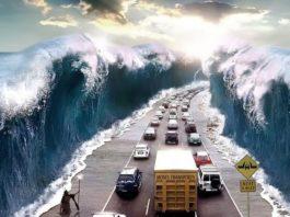 Моисеево чудо на острове Чиндо. Легенда, которую можно увидеть вживую