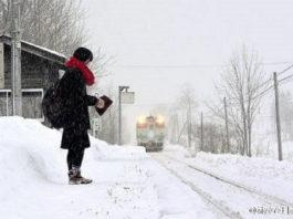 Несуществующий вокзал в Японии работает для своего единственного пассажира