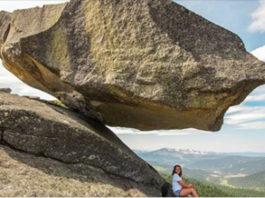 Почему не падают висячие камни