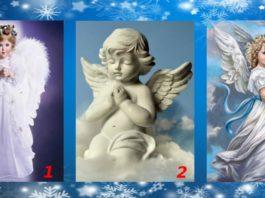 Выберите ангелочка и узнайте, что вас ожидает в ближайшем будущем