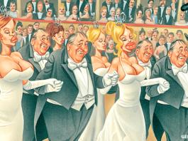 19+ абсурдных, но адски точных карикатур, раскрывающих всю суть современного мира