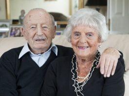 87 лет …в браке! Еврейская пара из Англии поставила абсолютный мировой рекорд совместной жизни