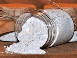 Чистка солью от негатива: избавляемся от невезения и проблем