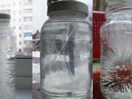Чтобы проверить, есть ли в вашем доме сглаз, нужны только соль и вода