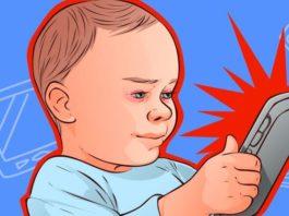 Вас предупреждают психологи: последствия от смартфонов в руках у детей гораздо хуже, чем вы думаете