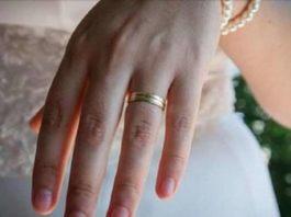 Вот что нельзя делать с обручальным кольцом, если вы хотите красивый и счастливый брак
