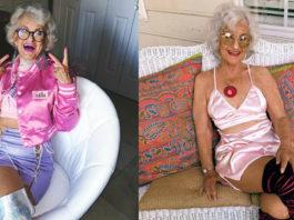 Эта бабушка в 90 зажигает круче 20-летних студентов