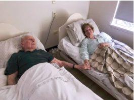 Они прожили 70 лет вместе и ушли вместе, в один день, взявшись за руки — история из жизни