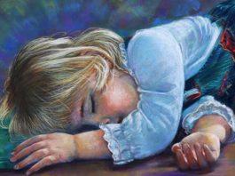 Почему же в 21.30 дети обязаны уже спать? Первое правило для всех родителей