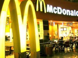 Швейцария закрыла все рестораны Макдоналдс из-за высокой концентрации диоксина в сырах