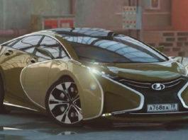 Новая «Lada Questa» покорила всех