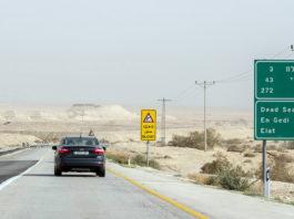 В Израиле придумали асфальт, который сам очищается от снега и льда