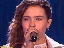 Девочка, которая рискнула спеть одну из самых тяжелых песен в мире…